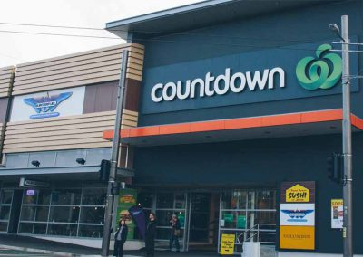 Countdown Newtown