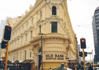Old Bank Shopping Arcade